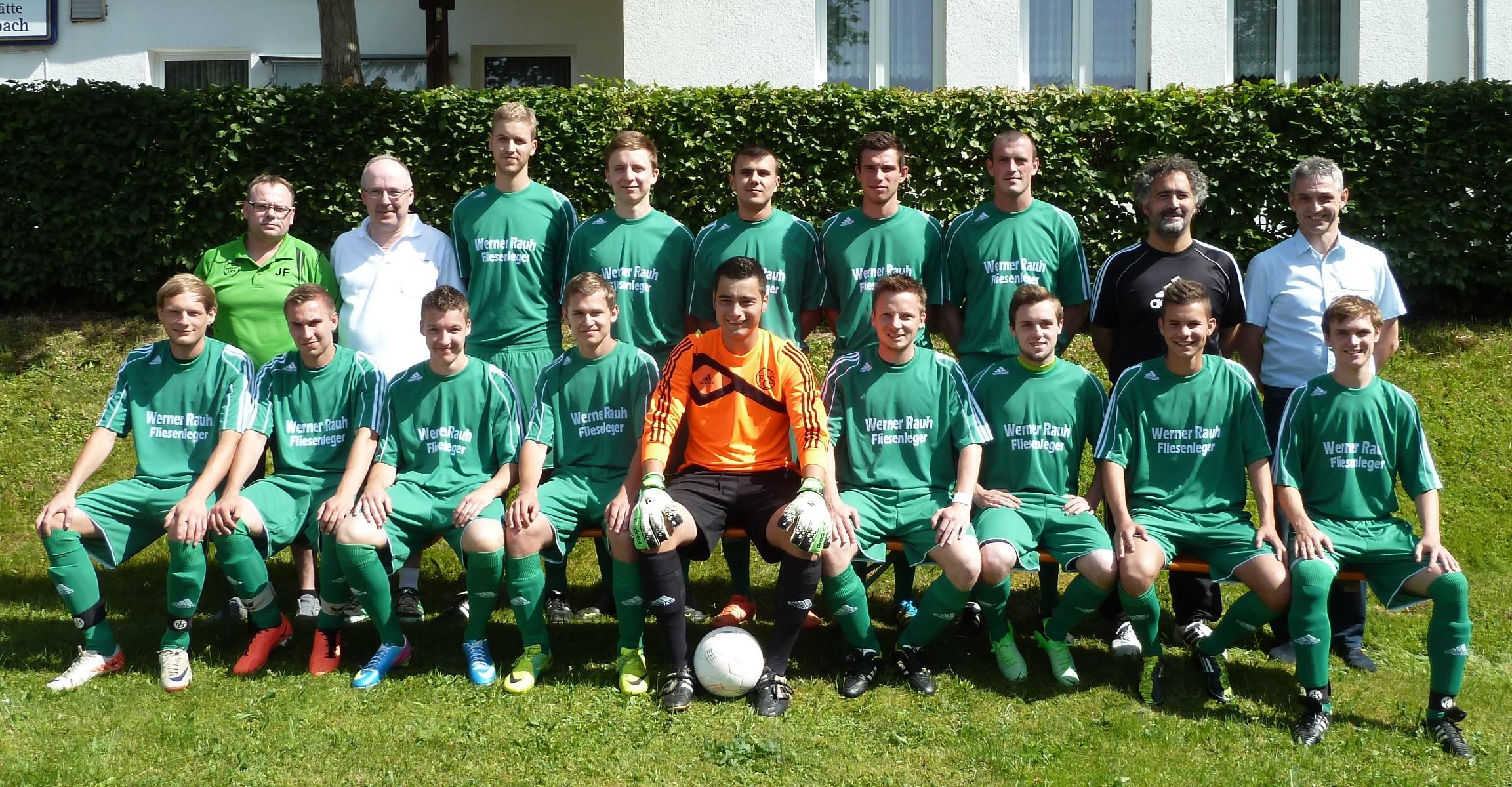 Sponsor 1. Mannschaft