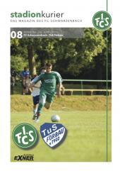 08 Stadionkurier   FCS vs TuS Förbau
