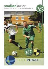 Toto Pokal  FCS vs FC Stammbach
